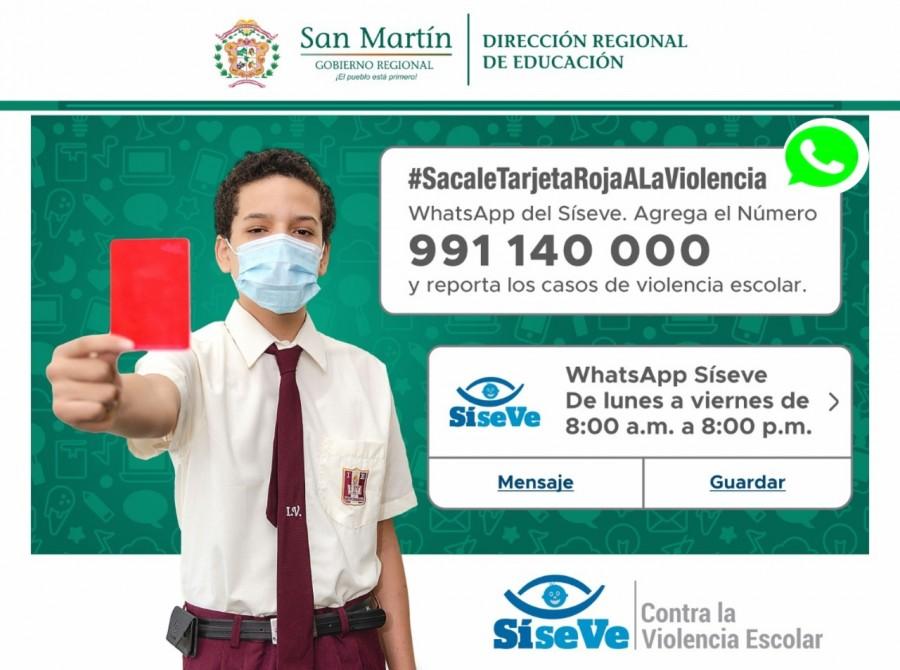 ESTIMADOS DIRECTORES Y DOCENTES, LES RECORDAMOS LOS NÚMEROS TELEFÓNICOS 📞 PARA REPORTAR LOS CASOS DE VIOLENCIA ESCOLAR. LÍNEA SíSeve www.siseve.pe